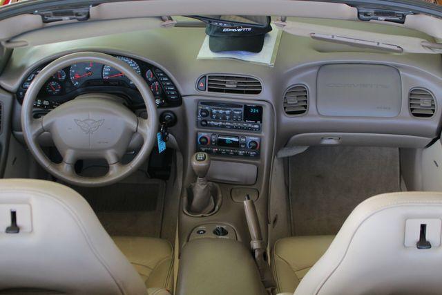 2003 Chevrolet Corvette 50TH ANNIVERSARY EDITION -  MAGNETIC RIDE CONTROL! Mooresville , NC 33