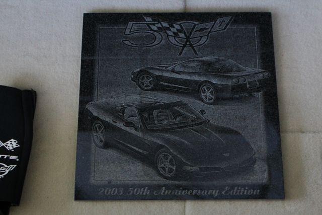 2003 Chevrolet Corvette 50TH ANNIVERSARY EDITION -  MAGNETIC RIDE CONTROL! Mooresville , NC 30