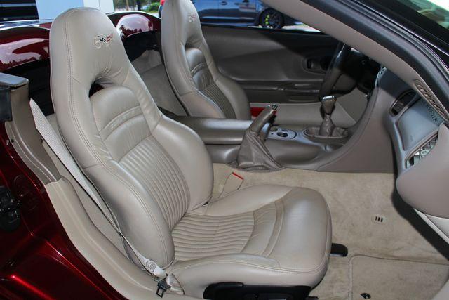 2003 Chevrolet Corvette 50TH ANNIVERSARY EDITION -  MAGNETIC RIDE CONTROL! Mooresville , NC 11