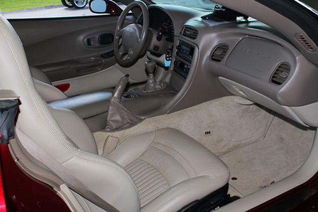 2003 Chevrolet Corvette 50TH ANNIVERSARY EDITION -  MAGNETIC RIDE CONTROL! Mooresville , NC 36