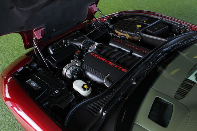 2003 Chevrolet Corvette 50TH ANNIVERSARY EDITION -  MAGNETIC RIDE CONTROL! Mooresville , NC 45