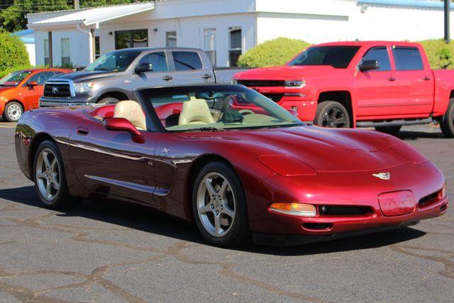 2003 Chevrolet Corvette 50TH ANNIVERSARY EDITION -  MAGNETIC RIDE CONTROL! Mooresville , NC 20