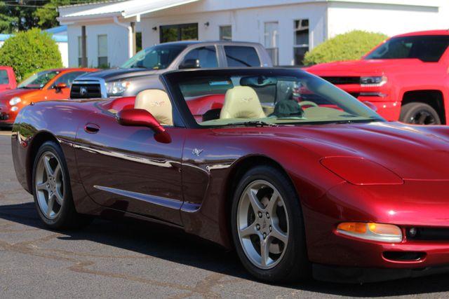 2003 Chevrolet Corvette 50TH ANNIVERSARY EDITION -  MAGNETIC RIDE CONTROL! Mooresville , NC 24