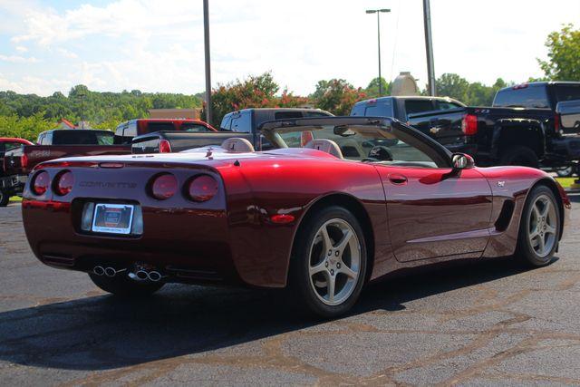 2003 Chevrolet Corvette 50TH ANNIVERSARY EDITION -  MAGNETIC RIDE CONTROL! Mooresville , NC 22