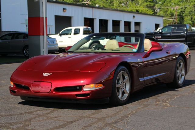 2003 Chevrolet Corvette 50TH ANNIVERSARY EDITION -  MAGNETIC RIDE CONTROL! Mooresville , NC 21