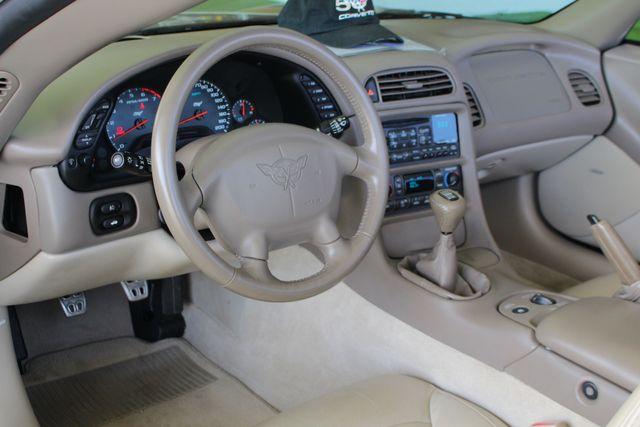2003 Chevrolet Corvette 50TH ANNIVERSARY EDITION -  MAGNETIC RIDE CONTROL! Mooresville , NC 35