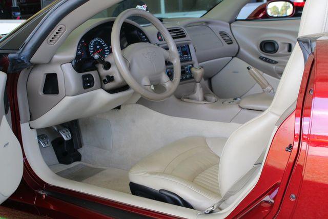 2003 Chevrolet Corvette 50TH ANNIVERSARY EDITION -  MAGNETIC RIDE CONTROL! Mooresville , NC 34