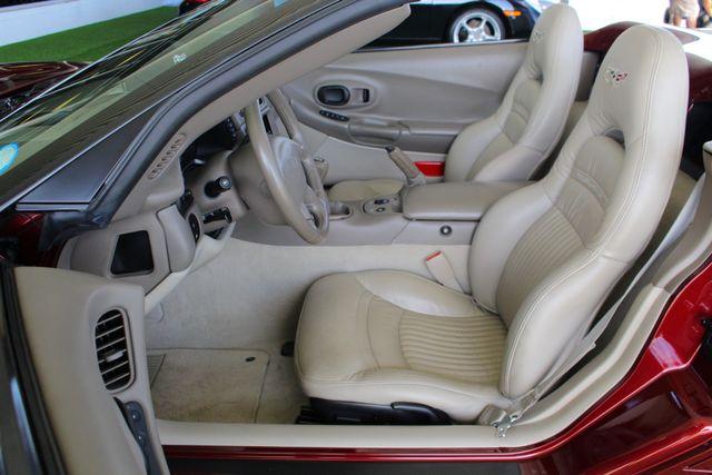2003 Chevrolet Corvette 50TH ANNIVERSARY EDITION -  MAGNETIC RIDE CONTROL! Mooresville , NC 7