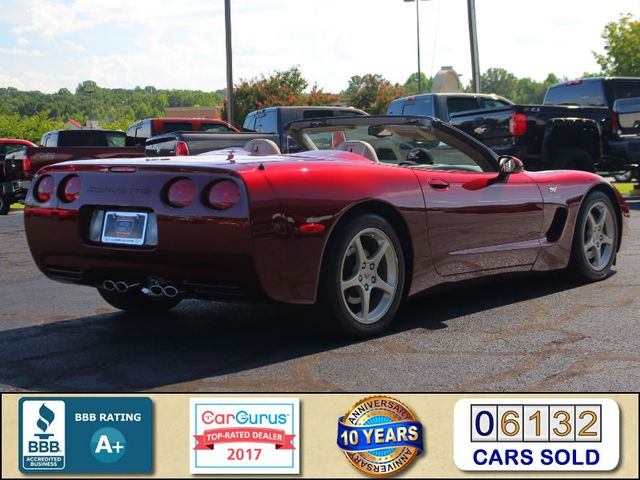 2003 Chevrolet Corvette 50TH ANNIVERSARY EDITION -  MAGNETIC RIDE CONTROL! Mooresville , NC 2