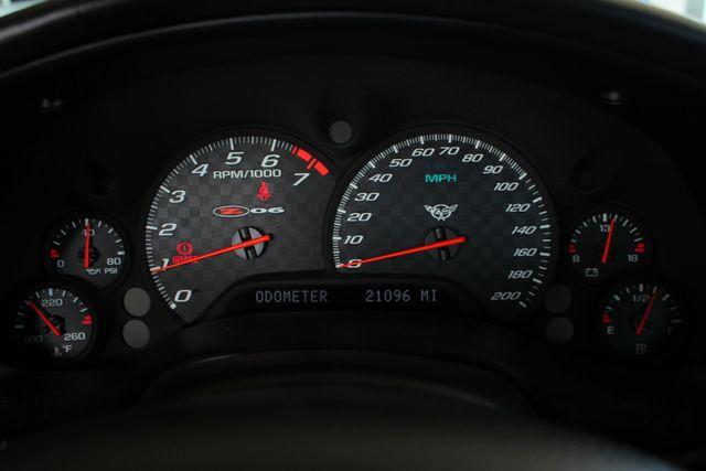 2003 Chevrolet Corvette Z06 MEMORY PKG- CORSA EXHAUST- HURST SHIFTER - VR! Mooresville , NC 9