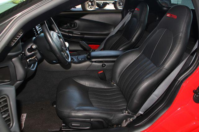 2003 Chevrolet Corvette Z06 MEMORY PKG- CORSA EXHAUST- HURST SHIFTER - VR! Mooresville , NC 8