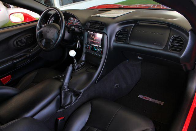 2003 Chevrolet Corvette Z06 MEMORY PKG- CORSA EXHAUST- HURST SHIFTER - VR! Mooresville , NC 33