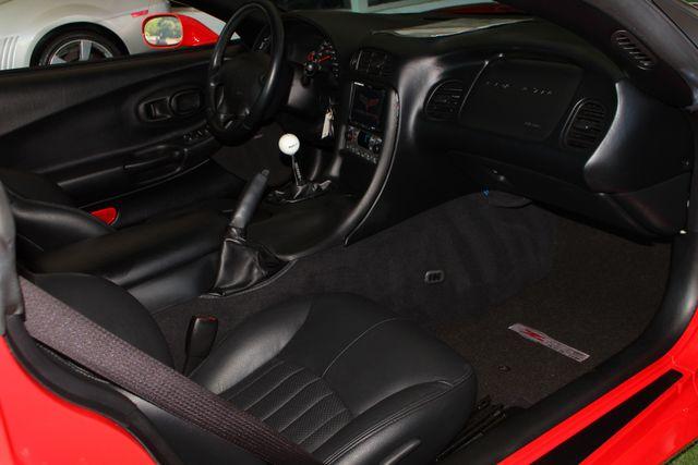 2003 Chevrolet Corvette Z06 MEMORY PKG- CORSA EXHAUST- HURST SHIFTER - VR! Mooresville , NC 35