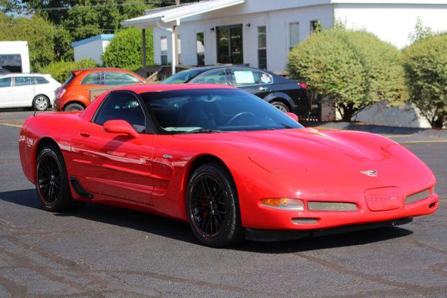 2003 Chevrolet Corvette Z06 MEMORY PKG- CORSA EXHAUST- HURST SHIFTER - VR! Mooresville , NC 21
