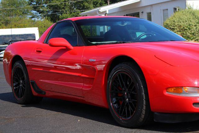 2003 Chevrolet Corvette Z06 MEMORY PKG- CORSA EXHAUST- HURST SHIFTER - VR! Mooresville , NC 25