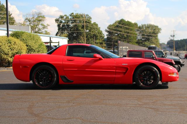 2003 Chevrolet Corvette Z06 MEMORY PKG- CORSA EXHAUST- HURST SHIFTER - VR! Mooresville , NC 14