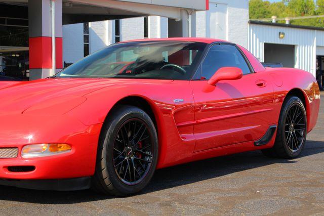 2003 Chevrolet Corvette Z06 MEMORY PKG- CORSA EXHAUST- HURST SHIFTER - VR! Mooresville , NC 26