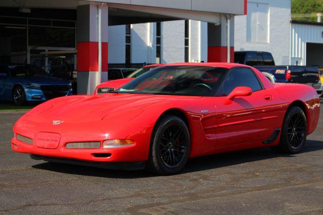 2003 Chevrolet Corvette Z06 MEMORY PKG- CORSA EXHAUST- HURST SHIFTER - VR! Mooresville , NC 22
