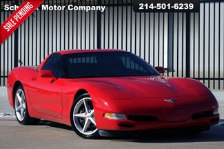 2003 Chevrolet Corvette ***** RATES AS LOW AS 1.99 APR* *** in Plano TX, 75093