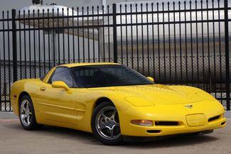 2003 Chevrolet Corvette Manual* 2 Roofs* EZ Finance**   Plano, TX   Carrick's Autos in Plano TX