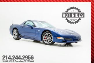 2003 Chevrolet Corvette Z06 in Plano, TX 75075