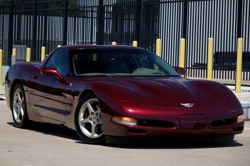 2003 Chevrolet Corvette 50TH Anniversary* Auto* Only 55k mi* EZ Finance**   Plano, TX   Carrick's Autos in Plano TX