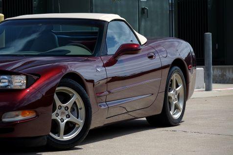 2003 Chevrolet Corvette Manual* Convertible* Only 60k Miles**   Plano, TX   Carrick's Autos in Plano, TX