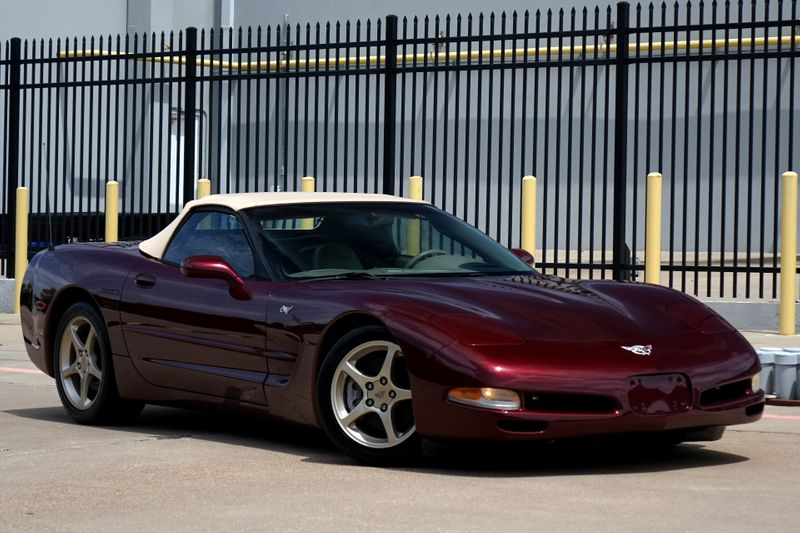 2003 Chevrolet Corvette Manual* Convertible* Only 60k Miles**   Plano, TX   Carrick's Autos in Plano TX