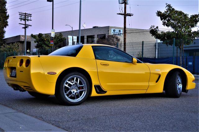 2003 Chevrolet Corvette Z06 in Reseda, CA, CA 91335