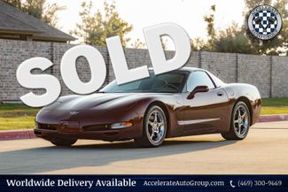2003 Chevrolet Corvette Base in Rowlett