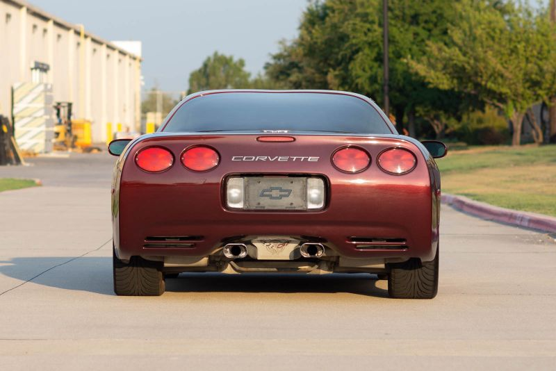 2003 Chevrolet Corvette Base in Rowlett, Texas
