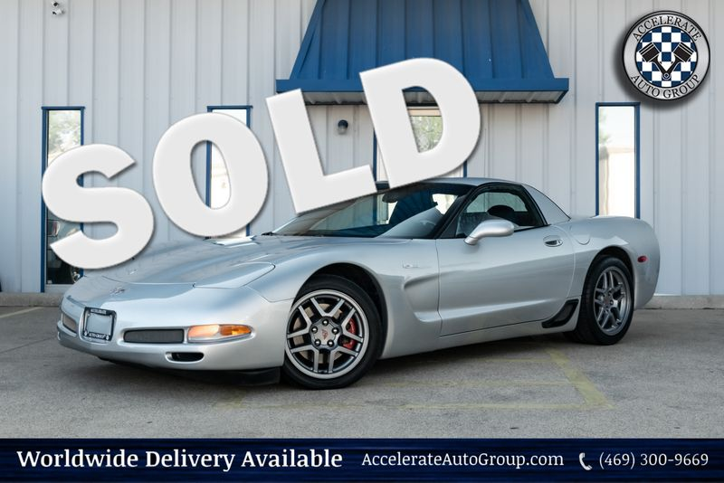 2003 Chevrolet Corvette Z06 in Rowlett Texas