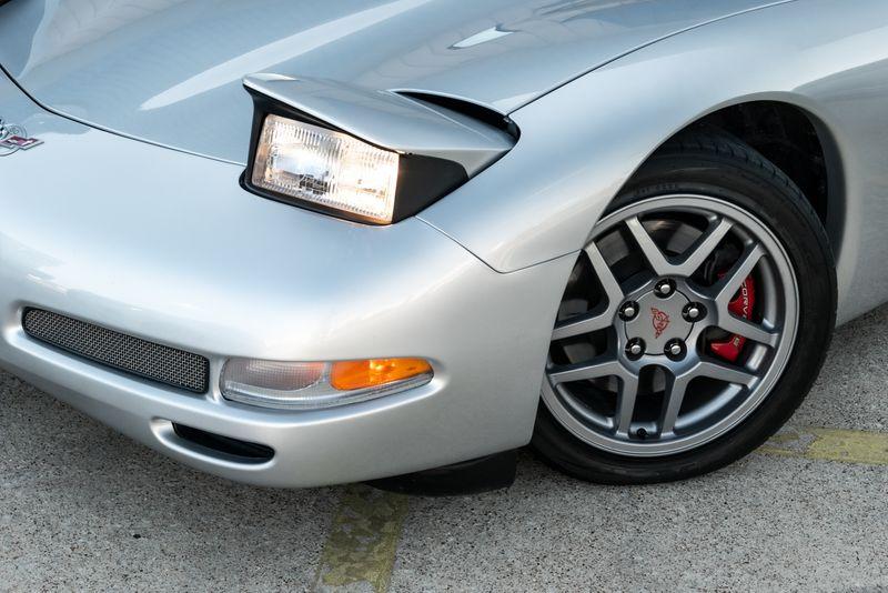 2003 Chevrolet Corvette Z06 in Rowlett, Texas
