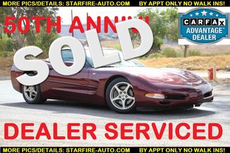 2003 Chevrolet Corvette 50TH ANNIV Santa Clarita, CA