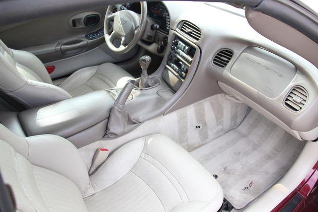 2003 Chevrolet Corvette 50TH ANNIV Santa Clarita, CA 8