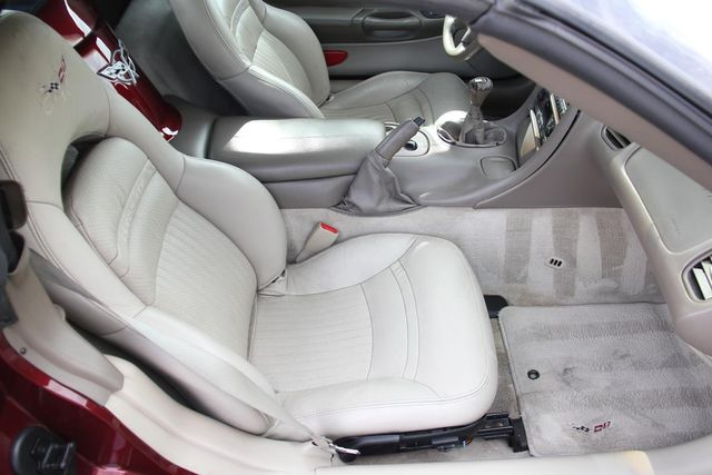 2003 Chevrolet Corvette 50TH ANNIV Santa Clarita, CA 13
