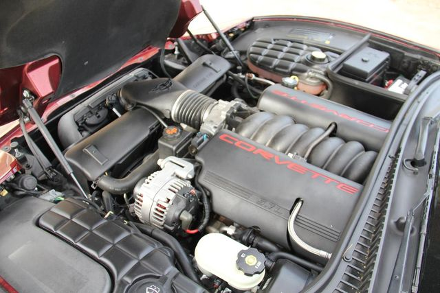 2003 Chevrolet Corvette 50TH ANNIV Santa Clarita, CA 22