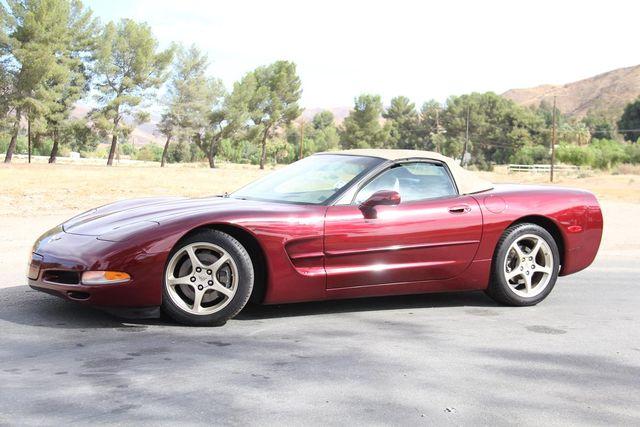 2003 Chevrolet Corvette 50TH ANNIV Santa Clarita, CA 1