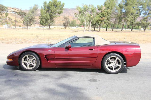 2003 Chevrolet Corvette 50TH ANNIV Santa Clarita, CA 10