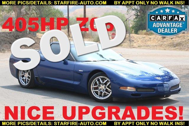 2003 Chevrolet Corvette Z06 Santa Clarita, CA 0