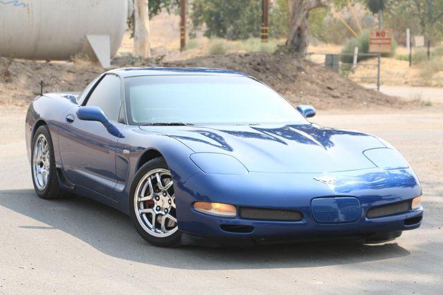 2003 Chevrolet Corvette Z06 Santa Clarita, CA 3