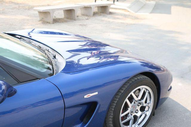 2003 Chevrolet Corvette Z06 Santa Clarita, CA 11