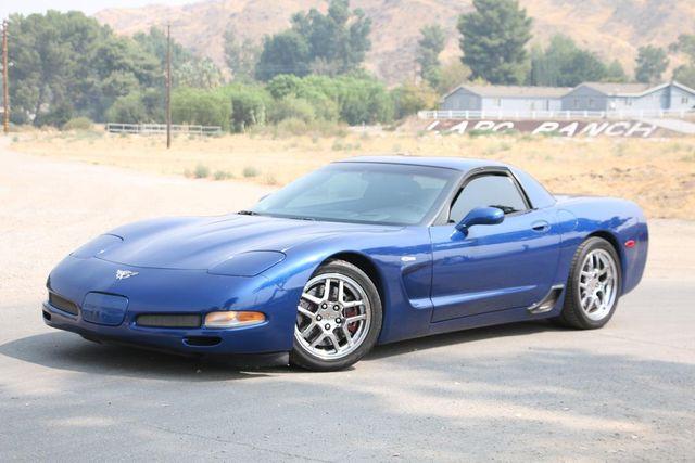 2003 Chevrolet Corvette Z06 Santa Clarita, CA 1