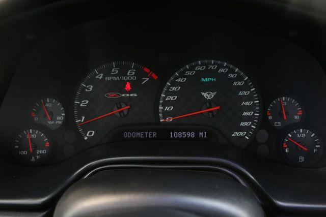 2003 Chevrolet Corvette Z06 Santa Clarita, CA 22