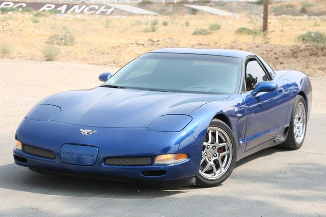 2003 Chevrolet Corvette Z06 Santa Clarita, CA 4
