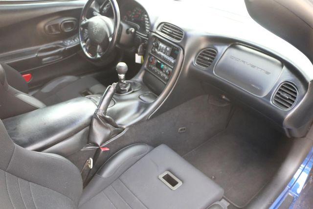 2003 Chevrolet Corvette Z06 Santa Clarita, CA 8