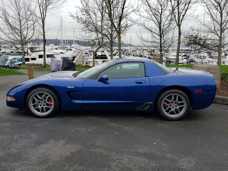 2003 Chevrolet Corvette Z06 37000 Original Miles Local 2 Owner Immaculate  city Washington  Complete Automotive  in Seattle, Washington