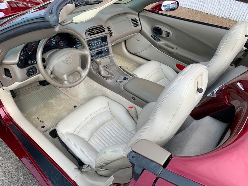 2003 Chevrolet Corvette Convertible  St Charles Missouri  Schroeder Motors  in St. Charles, Missouri