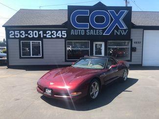 2003 Chevrolet Corvette 50th Anniversary Edition in Tacoma, WA 98409