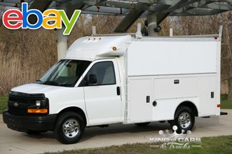 2003 Chevrolet Express 3500 SRW UTILITY SERVICE 59K MILES 1-OWNER in Woodbury, New Jersey 08093